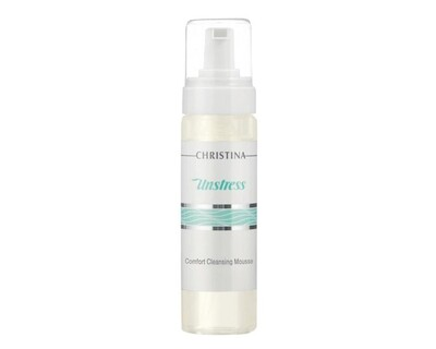 Unstress - Comfort Cleansing Mousse - 300ml
