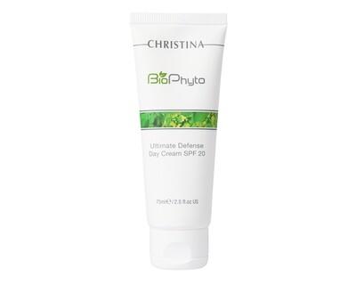 Christina - BioPhyto - Ultimate Defense Day Cream SPF20 - 75ml