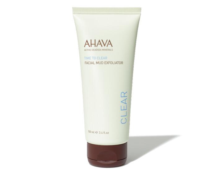 Ahava - Facial Mud Exfoliator - 100ml