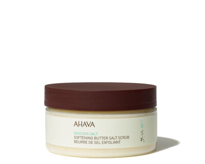 Ahava - Softening Butter Dead Sea Salt Scrub