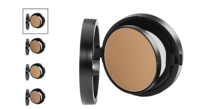 Mineral Radiance Creme Powder Foundation TOFFEE