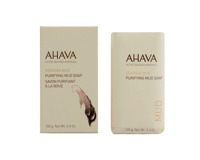 Ahava - Purifying Mud Soap