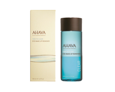 Ahava - Eye Makeup Remover