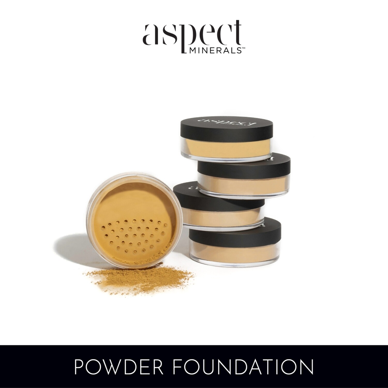 Aspect Mineral Powder Foundation Shade One