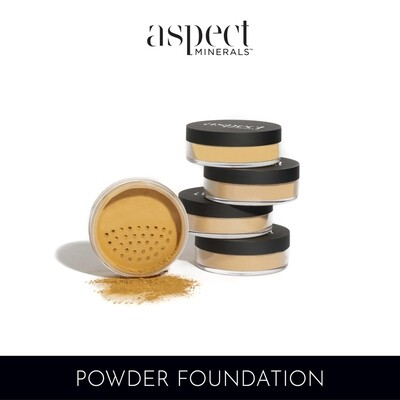 Aspect Mineral Powder Foundation Shade Four