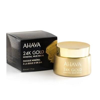 Ahava - 24K GOLD Mineral Mud Mask - 50ml