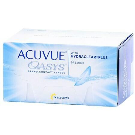 ACUVUE OASYS 2-Week 24 Pack (24 Lenses/Box)