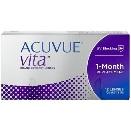 ACUVUE VITA 12-Pack (12 Lenses/Box)