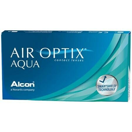 AIR OPTIX AQUA (6 Lenses/Box)