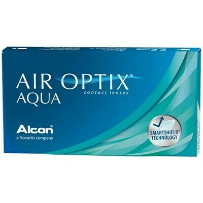 AIR OPTIX AQUA (6 Lenses/Box)