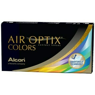 AIR OPTIX COLORS (6 Lenses/Box)