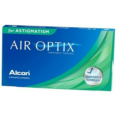 AIR OPTIX for Astigmatism (6 Lenses/Box)