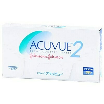 ACUVUE 2 (6 Lenses/Box)