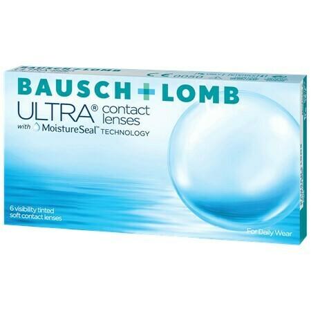 Bausch + Lomb ULTRA (6 Lenses/Box)