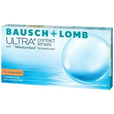 Bausch + Lomb ULTRA for Astigmatism (6 Lenses/Box)