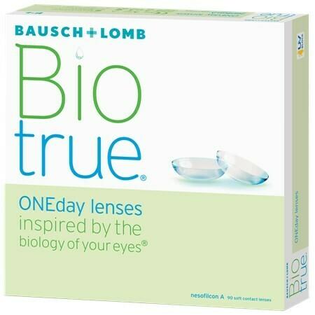 Biotrue ONEday (90 pack) (90 Lenses/Box)