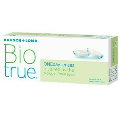 Biotrue ONEday (30 pack) (30 Lenses/Box)