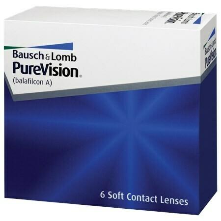 PureVision (6 Lenses/Box)