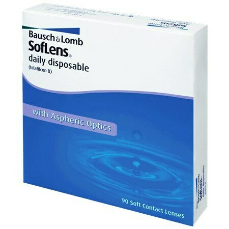 SofLens daily disposable - 90 pack (90 Lenses/Box)