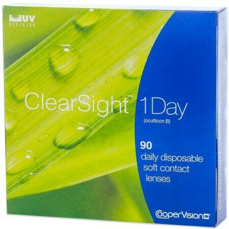 Clearsight 1 day 90 pack (90 Lenses/Box)