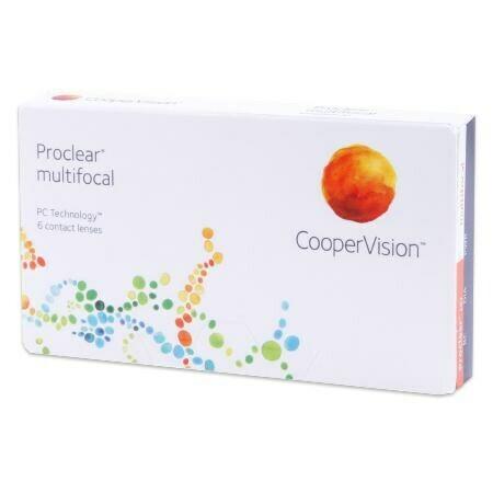 Proclear Multifocal (6 Lenses/Box)