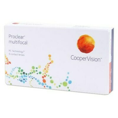 Proclear Multifocal (6 Lenses/Box)