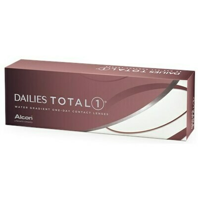 DAILIES TOTAL1 30 Pack (30 Lenses/Box)