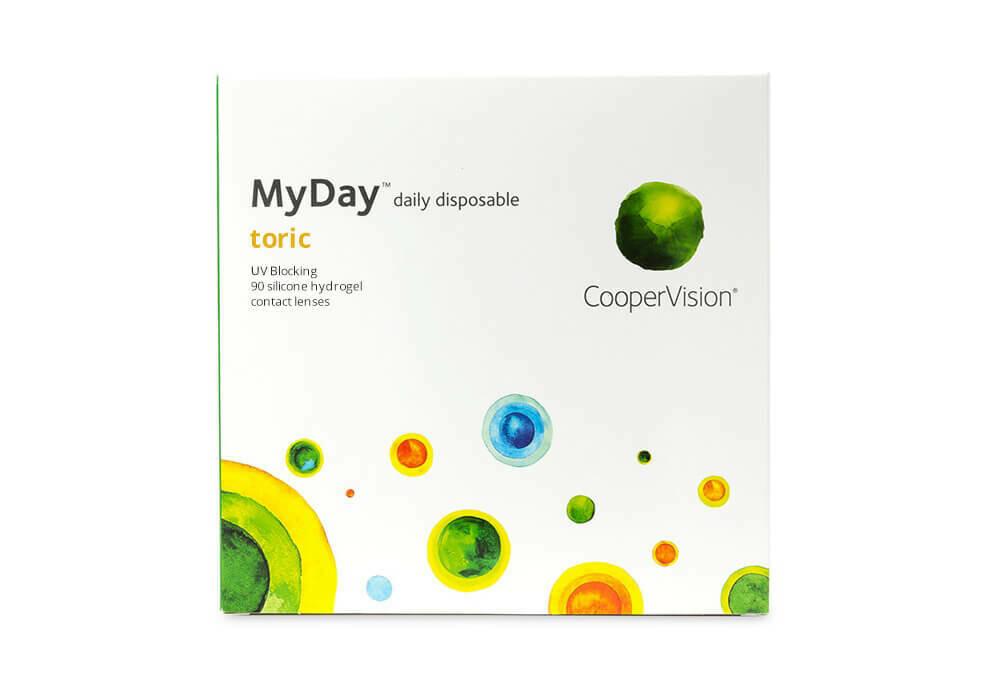MyDay Toric 90pk (For Astigmatism)