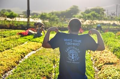 Who's Your Farmer Tshirt