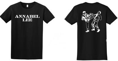 Face Kick Men's T-Shirt - 2 Sided