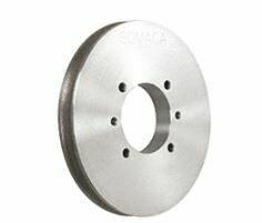 Part# 36443201  Pencil Edge Diamond Wheel for 1/8'' to 1/4'' Glass