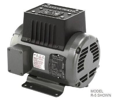 Rotary Phase Converter- R5 Model