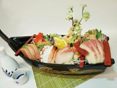 Nanaimo Sashimi Boat