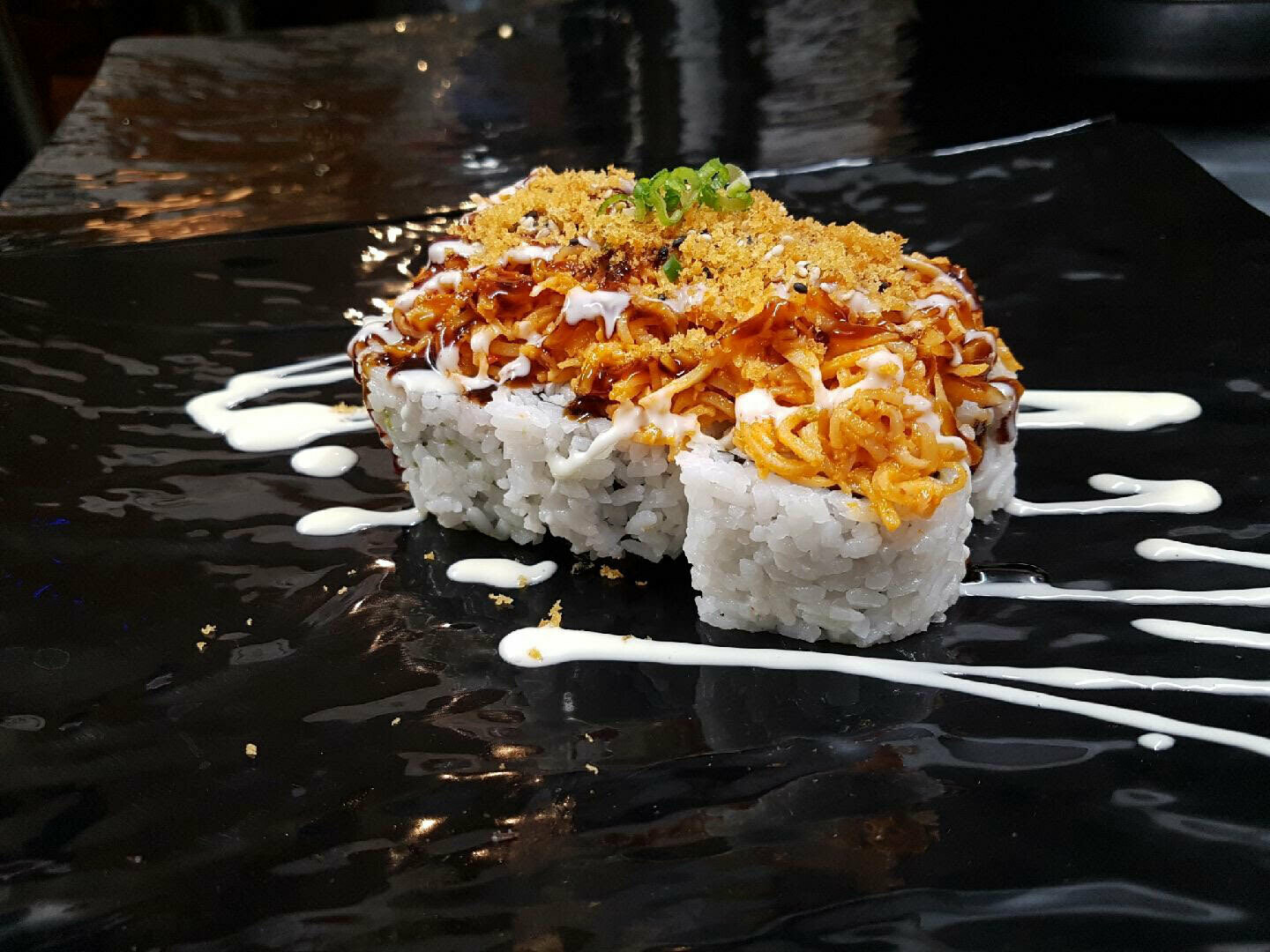 Double Spicy Roll