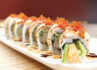 Drunken Tiger Roll