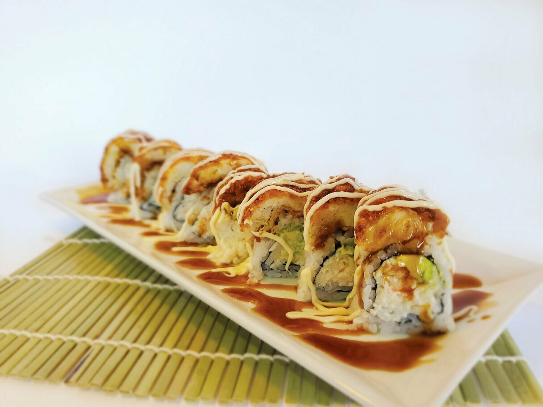 Pig Katsu Roll