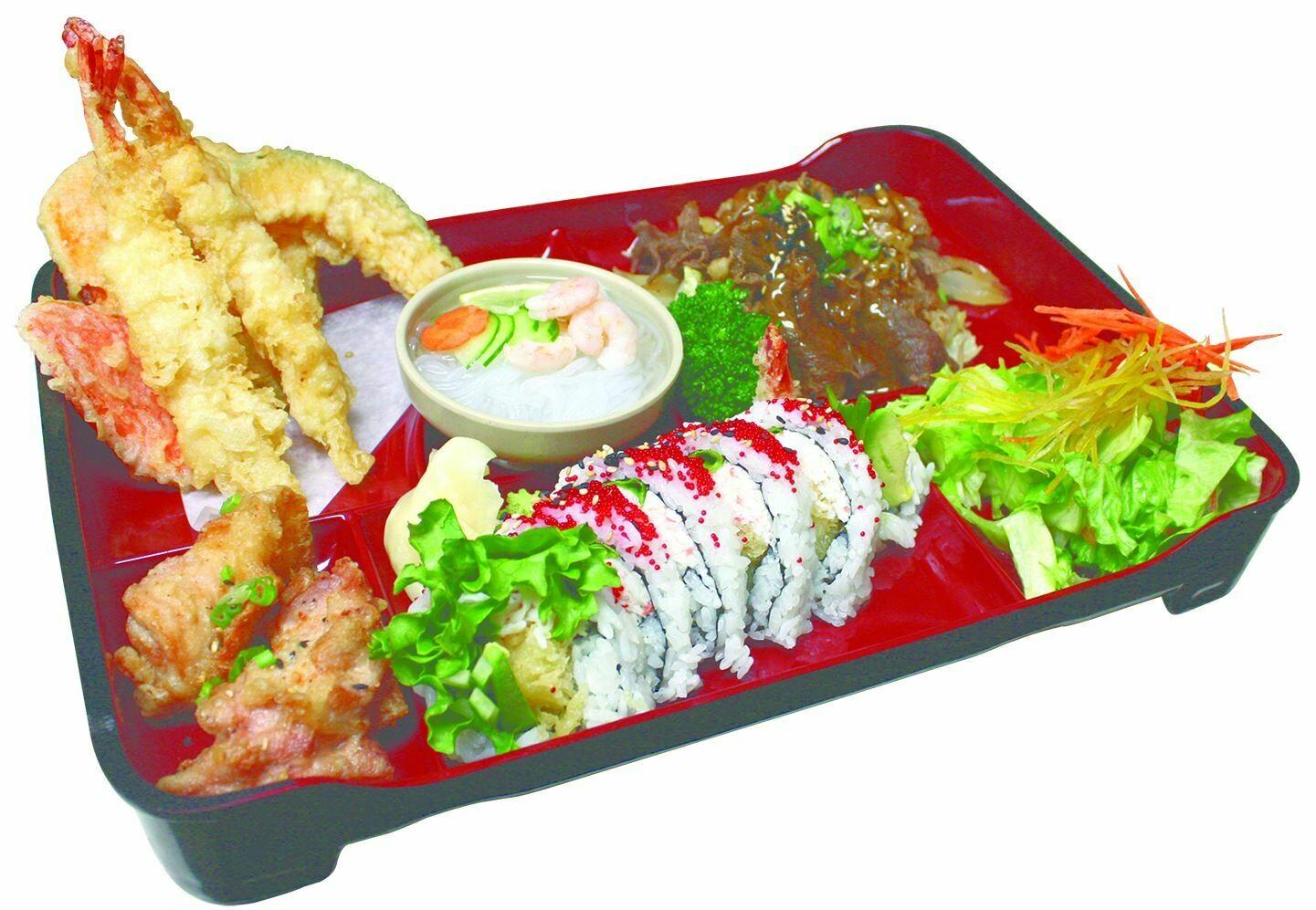Teriyaki Box (Chicken Teriyaki)