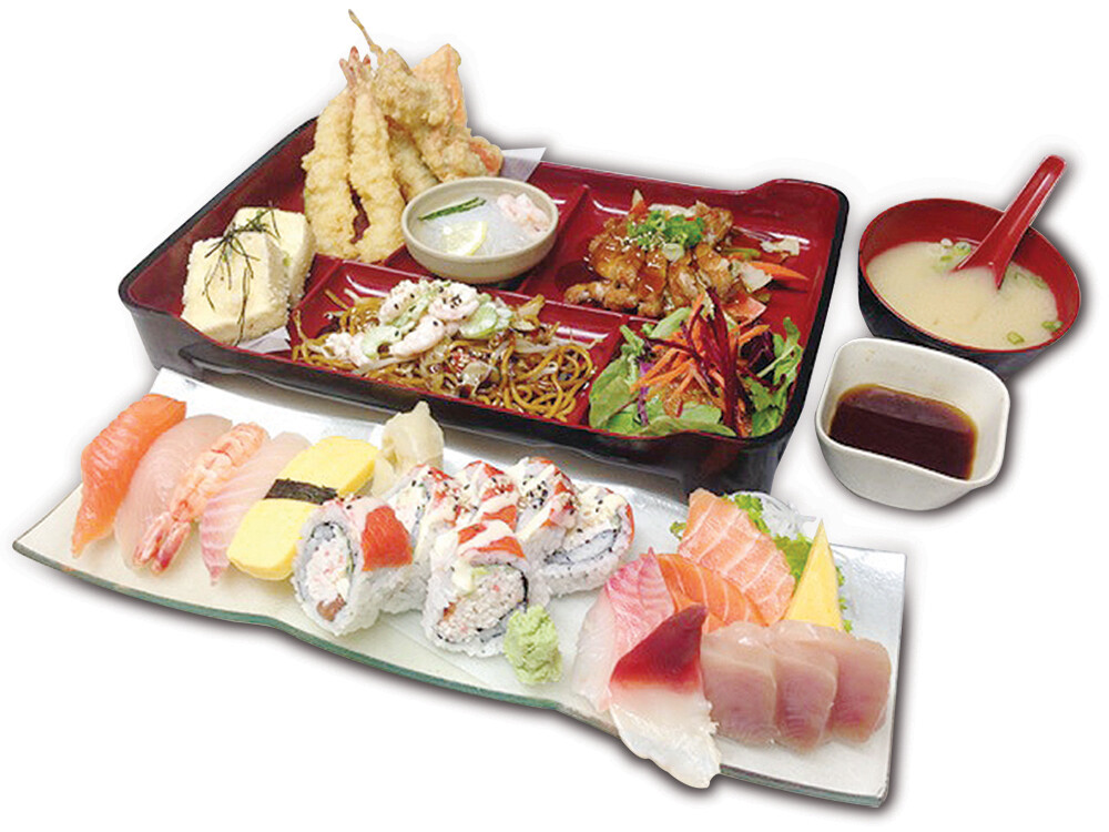 NaNa Sashimi & Sushi Box (Chicken)