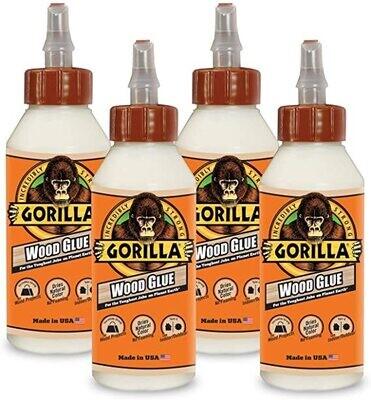 Cola Gorilla Wood Glue frasco 532 mls