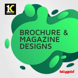 Brochure/Profile/Catalog/Magazine Designs