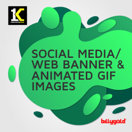 Social Media/Web Banner/Animated Images