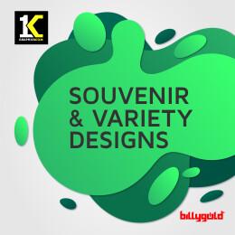 Souvenir/Variety Print Product Designs