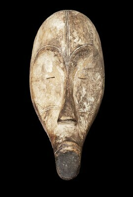Fang Mask / West Africa