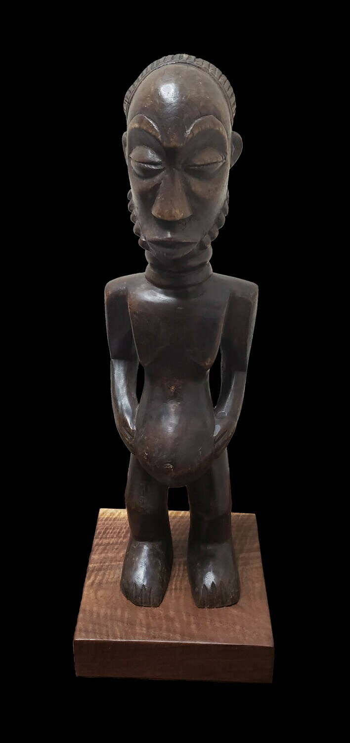 Hemba Statue / Central Africa