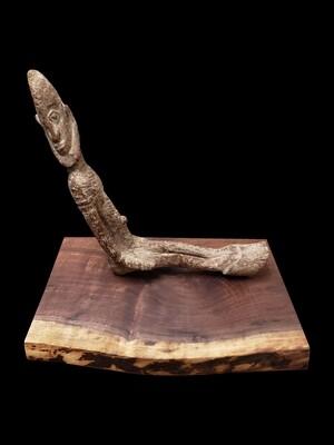 Dogon Leaner Figure / West Africa