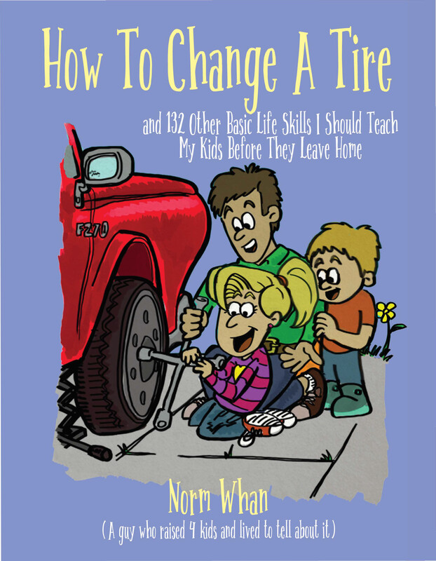 How To Change a Tire...