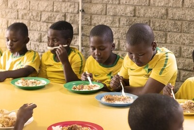 Feed a participant for a year