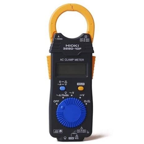 Hioki 3280-10F - 1000A AC Digital Clamp Meter