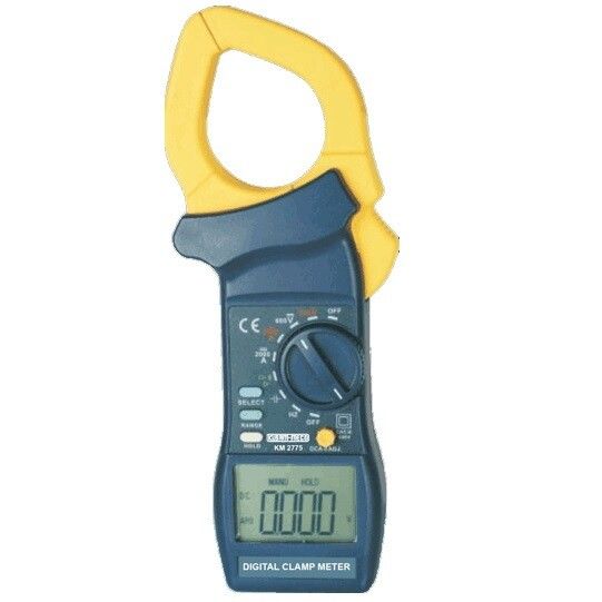 Kusam Meco KM2775 2000A AC / DC Clamp Meter