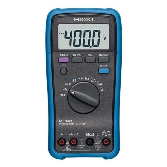 Hioki DT4211 Digital Multimeter